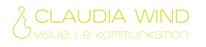 Dipl. Des. Claudia Wind |  Webagentur aus Düsseldorf  | Webdesignerin | Grafik Designerin